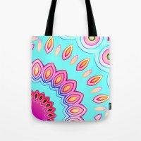 Caribbean Summer Tote Bag