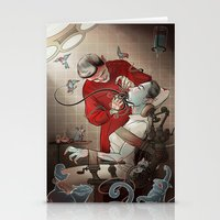 The Dentist Stationery Cards