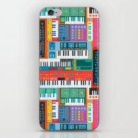 Synthusiast iPhone & iPod Skin