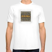 Golostorial Knox Mens Fitted Tee White SMALL
