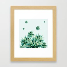 tropical stars  Framed Art Print
