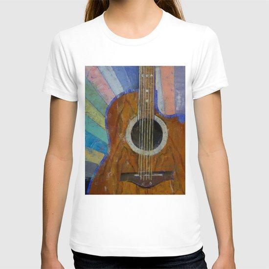 Guitar Sunshine T-shirt