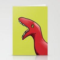 Dinotea Stationery Cards