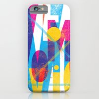 iPhone & iPod Case featuring Veni, Vidi, Vici. Vomui. by Dushan Milic