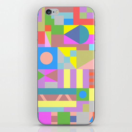 The Best Possible Solution iPhone & iPod Skin