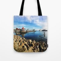 Home Is Where The Heart … Tote Bag