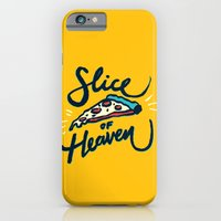 iPhone & iPod Case featuring Slice of Heaven 3/3 by Vaughn Fender