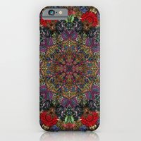 Hallucination Mandala 3 iPhone 6 Slim Case