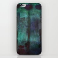 Abstract - Silhouette iPhone & iPod Skin