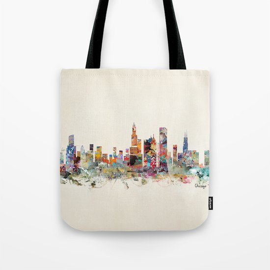 Chicago city  Tote Bag