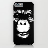 Everything's More Fun With Monkeys! iPhone 6 Slim Case