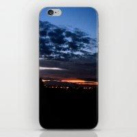 Dramatic Clouds iPhone & iPod Skin