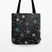 Spirits of the Stars Tote Bag