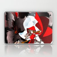 The Big Bad Wolf Laptop & iPad Skin