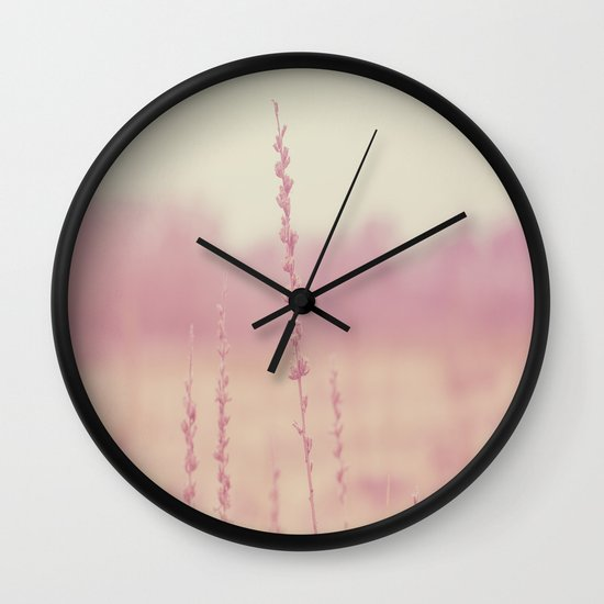 Dreamy Light  Wall Clock
