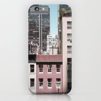 View Of NYC From A MoMa … iPhone 6 Slim Case