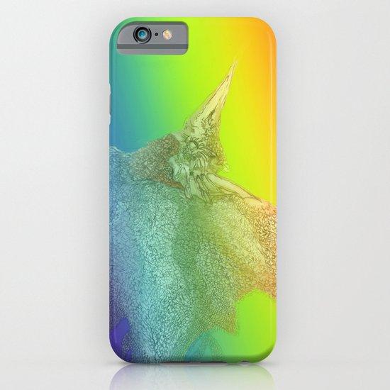 Baba Yaga Bird iPhone & iPod Case