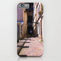iPhone & iPod Case featuring Paris Streets by Christine Haynes