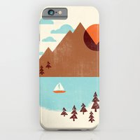 iPhone & iPod Case featuring Indian Summer by Jenny Tiffany