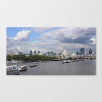 This Is London Canvas Print