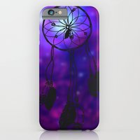 iPhone & iPod Case featuring Dreamcatcher (purple) by christinarashel