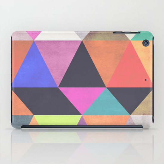 colour + pattern 12 iPad Case