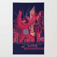 King Po LIVES Rug