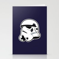 Trooper Bucket - Star Wars Stationery Cards