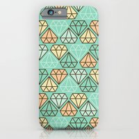 iPhone & iPod Case featuring Diamonds are forever by Liz Urso