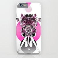 iPhone & iPod Case featuring Ms. Juggernaut by Andre Villanueva