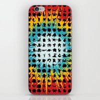 Who is that Pocket Monster? Poke mon! iPhone & iPod Skin