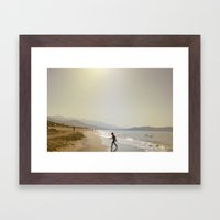 Kreta Framed Art Print