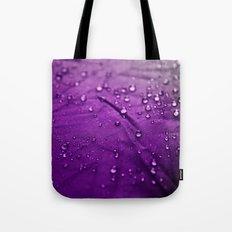 Water Drops! Tote Bag