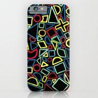 Primary Shapes iPhone 6 Slim Case