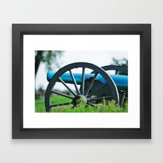 Always ready Framed Art Print