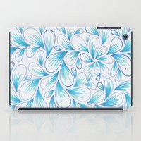 Cerulean Spray  iPad Case