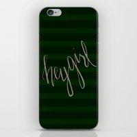 HeygirlHey iPhone & iPod Skin