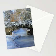 Winter at Lady's Bridge Stationery Cards