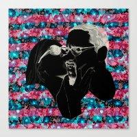 Love Will Keep Us Togeth… Canvas Print