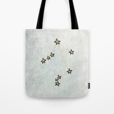 Libra x Astrology x Zodiac Tote Bag