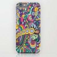 Laissez Les Bons Temps R… iPhone 6 Slim Case