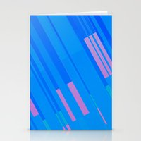 Canopus Blue Pink Stationery Cards