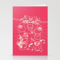 Flight BH6 Stationery Cards