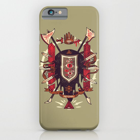Astral Ancestry iPhone & iPod Case