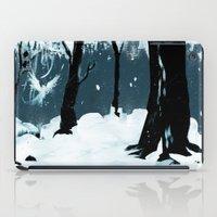 Snow Bird iPad Case
