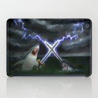 Shark vs. Narwhal  iPad Case