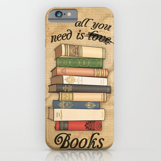 all you need is... iPhone & iPod Case