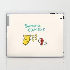 Banana Flowers Laptop & iPad Skin