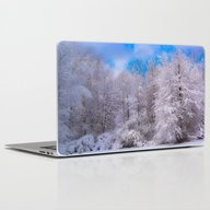 All Dressed In White Laptop & iPad Skin