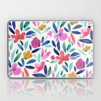 Ohana Flower Laptop & iPad Skin
